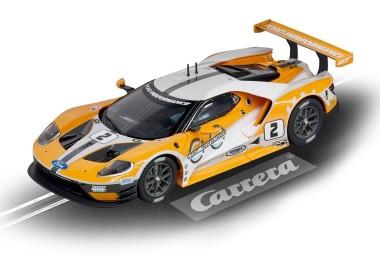 Carrera 27547 Evolution Ford GT Race Car #02