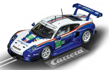 Carrera 27608 Evolution Porsche 911 RSR #91 956 Design