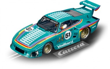 Carrera 27612 Evolution Porsche Kremer 935 K3 #51