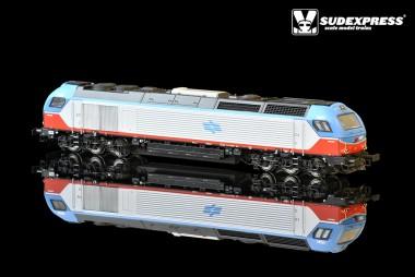 Sudexpress SU140116N IR Diesellok Euro 4000 Ep.6