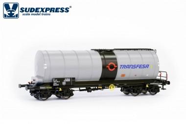 Sudexpress SU788014 CP Transfesa Kesselwagen 4-achs Ep.4/5