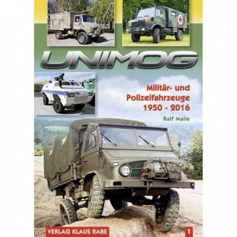 Verlag Rabe 3000 Unimog Band 1