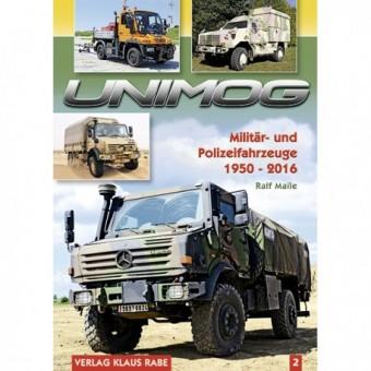 Verlag Rabe 3040 Unimog Band 2