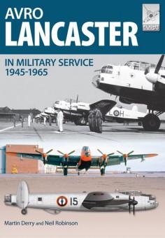 Pen & Sword 82724 Avro Lancaster 1945-1965