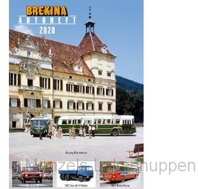 Brekina 12219 BREKINA Autoheft 2020