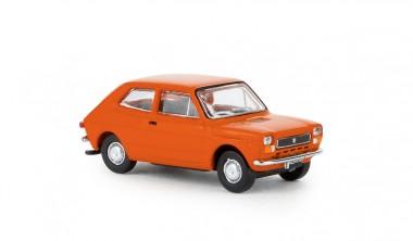Brekina 22506 Fiat 127 rotorange