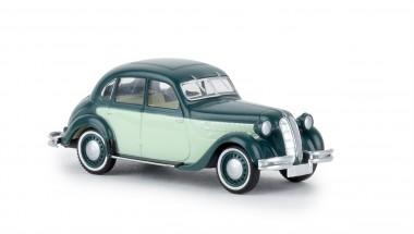 Brekina 24558 BMW 326 blaugrün / weißgrün