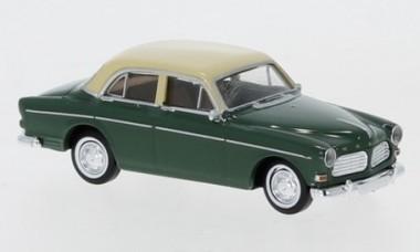 Brekina 29228 Volvo Amazon (4t) dunkelgrün/beige
