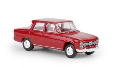 Brekina 29508 Alfa Romeo Giulia 1300 rot