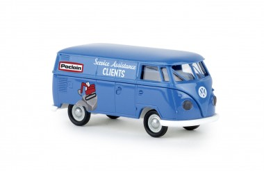 Brekina 32716 VW T1/2b Kasten Poclain