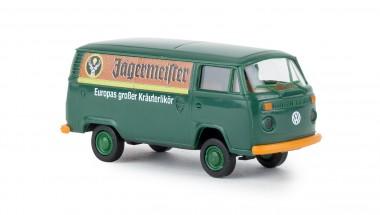 Brekina 33538 VW T2b Kasten Jägermeister