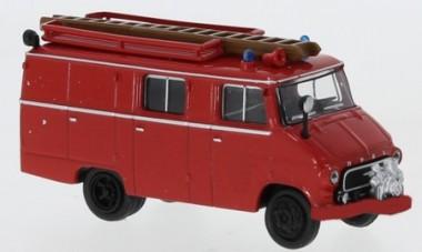 Brekina 35801 Opel Blitz LF8 rot 1959