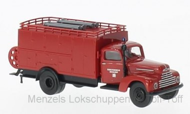 Brekina 49030 Ford FK3500 SKW BF Düsseldorf