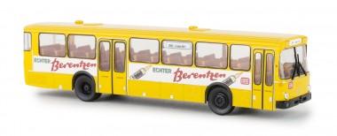 Brekina 50639 MB O307 Überlandbus gelb DB - Berentzen