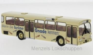 Brekina 50795 MB O305 Stadtbus HHA / Radio 107 Hamburg