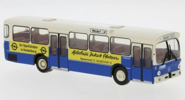 Brekina 50801 MB O305 Stadtbus HSB Heidelberg/Pfotzer