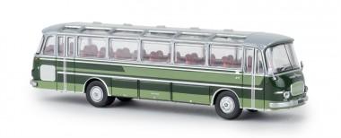 Brekina 58209 Setra S12 Reisebus grau/grün