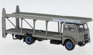 Brekina 58478 Fiat 642 Autotransporter grau Fiat