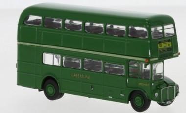 Brekina 61101 AEC Routemaster Bus Green Line