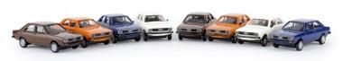 Brekina 90460 Ladegut-Set Audi 80