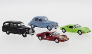 Brekina 90483 Set: DDR Fahrzeuge