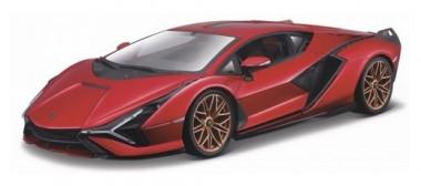 Bburago 11046R Lamborghini Sian FKP 37 rot  2019