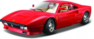 Bburago 16604 Ferrari 288 GTO (1984) rot