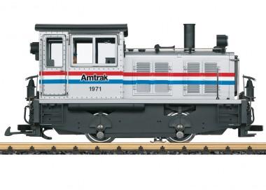 LGB 27632 Amtrak Diesel-Rangierlok Ep.4