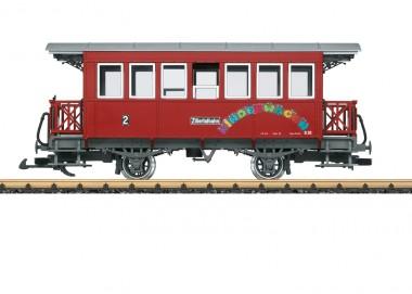 LGB 33211 Zillertalbahn Kinderwagen B 20 Ep.6