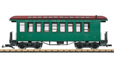 LGB 36814 WW & FRy Personenwagen 4-achs Ep.6