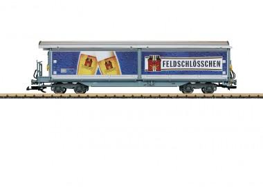 LGB 48572 RhB Feldschlösschen Schiebewandwg. Ep.6