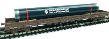 LOEWE 2091 Ladegut Großröhre VEB Rohrkomb. RIESA