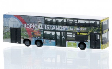 Rietze 16992 MAN Lion´s City DL07 Tropical Islands