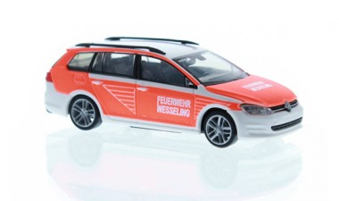 Rietze 53313 VW Golf 7 Variant FW Wesseling