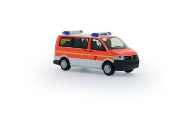Rietze 53444 VW T5 ´10 Rettungsdienst BF Flensburg