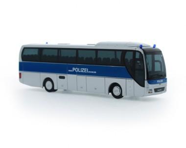 Rietze 65553 MAN Lion´s Coach ´15 Polizei Mecklenburg
