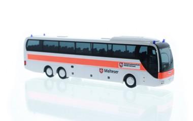 Rietze 65555 MAN Lion´s Coach L Malteser Katastrophen