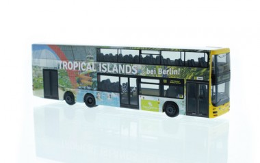 Rietze 67787 MAN Lion´s City DL 07 Tropical Islands