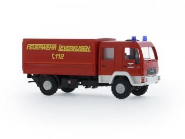 Rietze 68048 MAN Dekon-P Feuerwehr Leverkusen