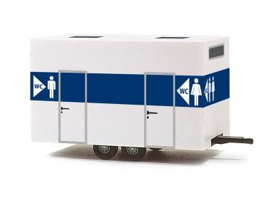 Rietze 70261 WC Anhänger