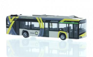 Rietze 73037 Solaris Urbino 12 electric ATB Bergamo