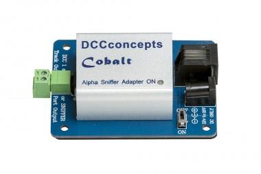 DCCconcepts DCD-SNX Cobalt Alpha DCC Power Bus Driver