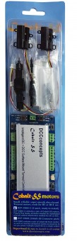 DCCconcepts DCP-CBSS-2 Cobalt SS Weichenantrieb Digital 2 Stück