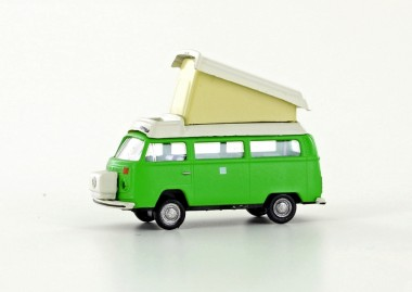Lemke Minis 3883 VW T2b Westfalia Camper FD grün
