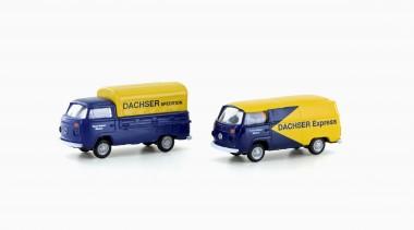 Lemke Minis 3921 VW T2 2er Set Dachser