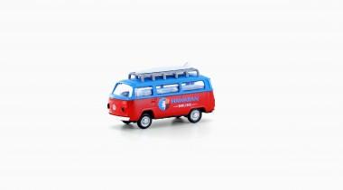 Lemke Minis 3923 VW T2 Surfbus Hawaii