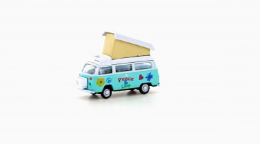 Lemke Minis 3928 VW T2 Camper Peace and Love