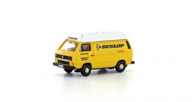 Lemke Minis 4329 VW T3 Kasten Hochdach DUNLOP