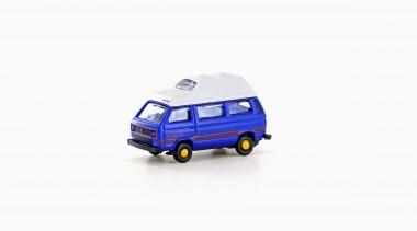 Lemke Minis 4350 VW T3 Westfalia Camper metallic