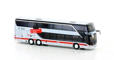 Lemke Minis 4461 Setra 431 DT DB München - Zürich